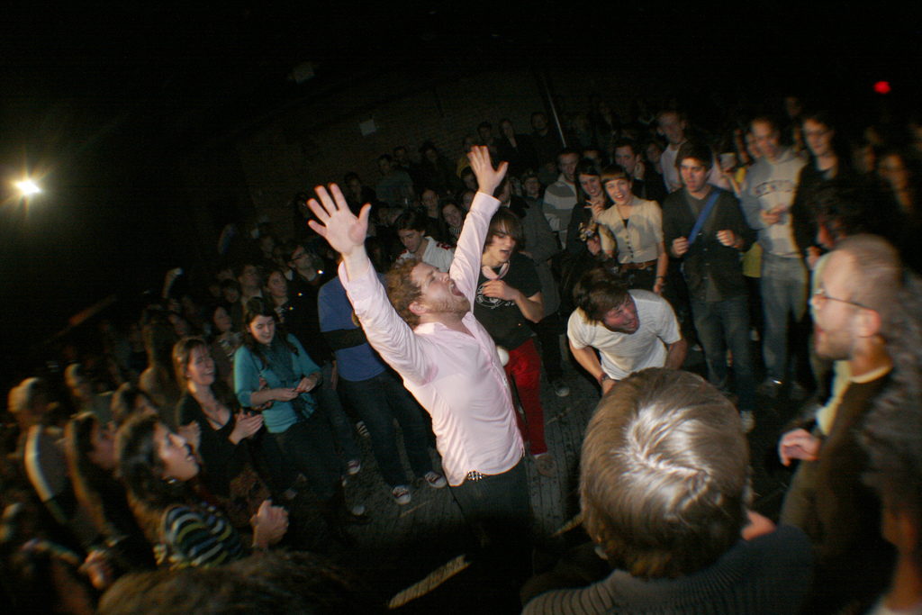 Drink Up Buttercup at Music Hall of Williamsburg