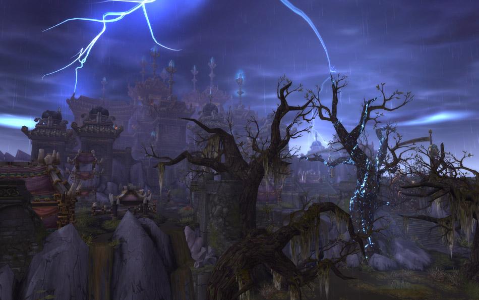 Isle of Thunder from World of Warcraft