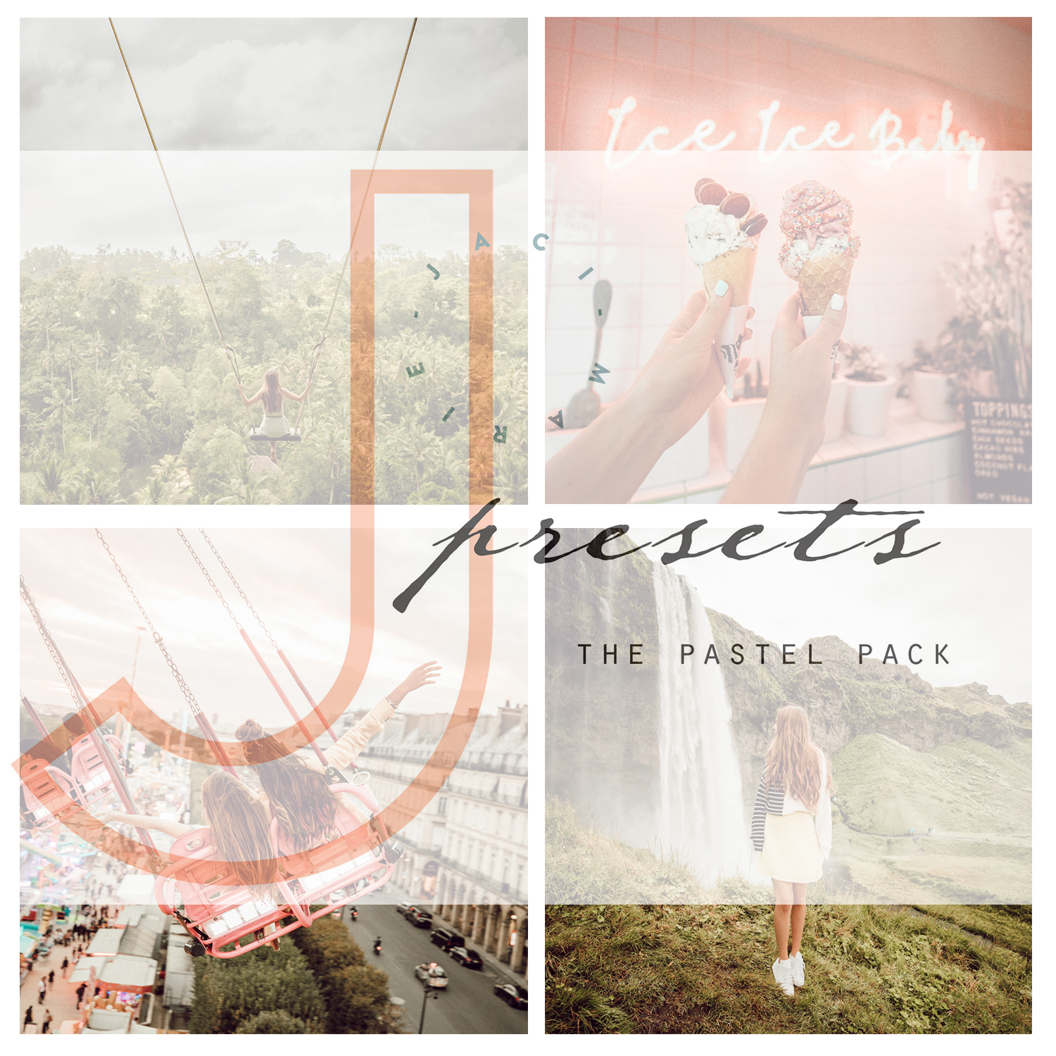 JACI MARIE PRESETS ARE HERE! -