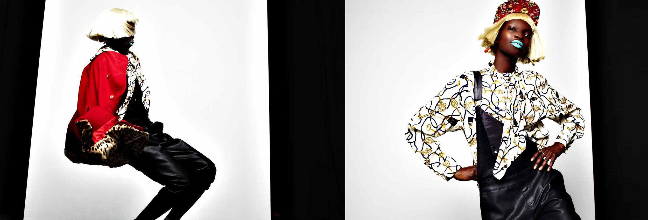 'BUFFALO GYAL'     STYLING + ART DIRECTION