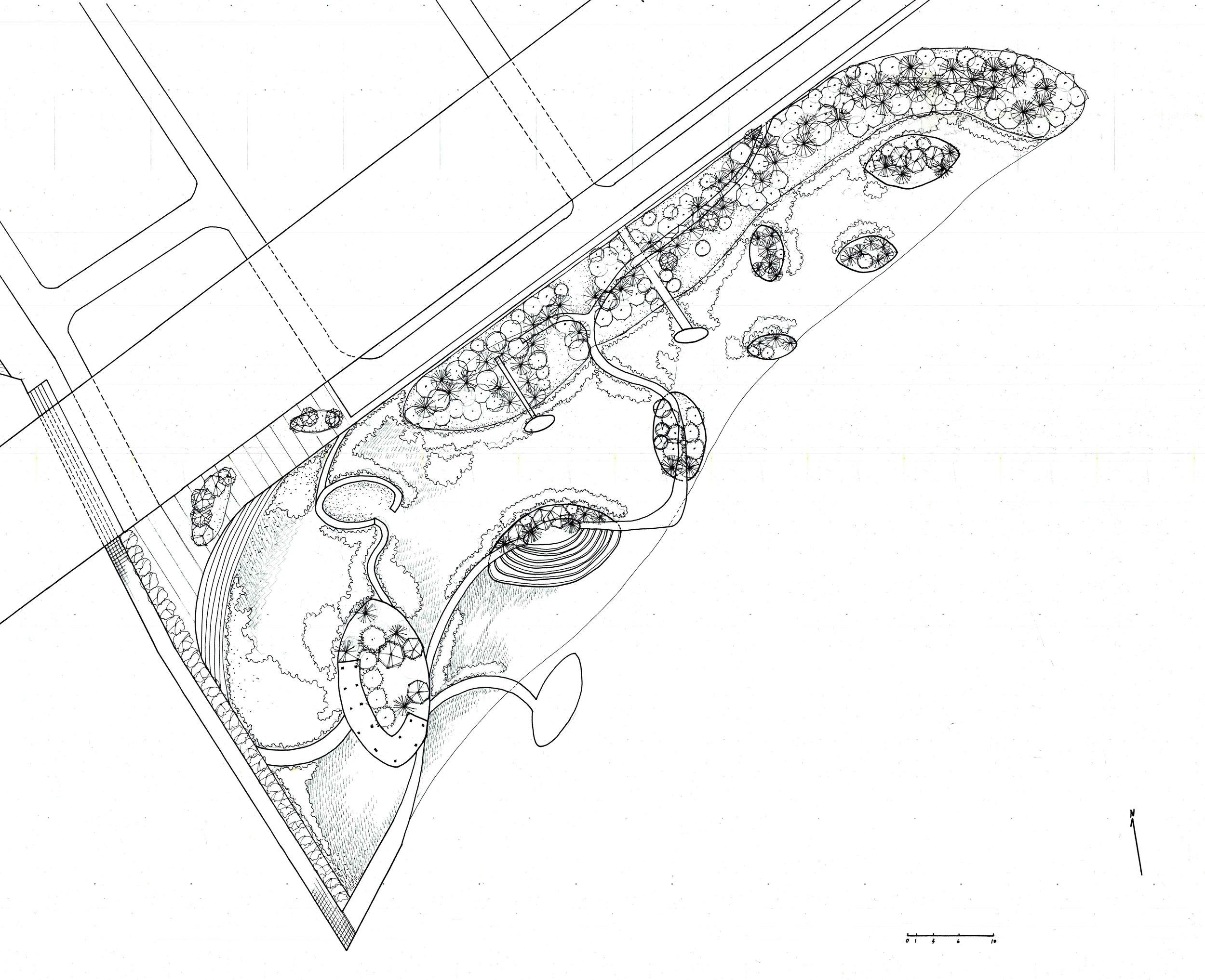 Proposal Site Plan