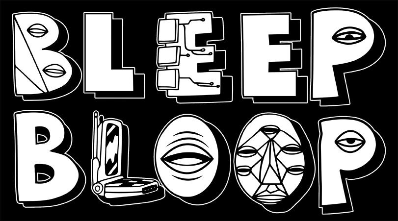 bleep bloop logo revised 2