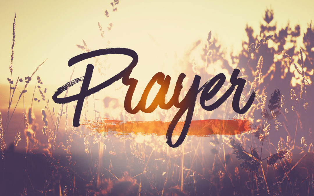 Pray Together - Join us for our bi-monthly Prayer Gatherings