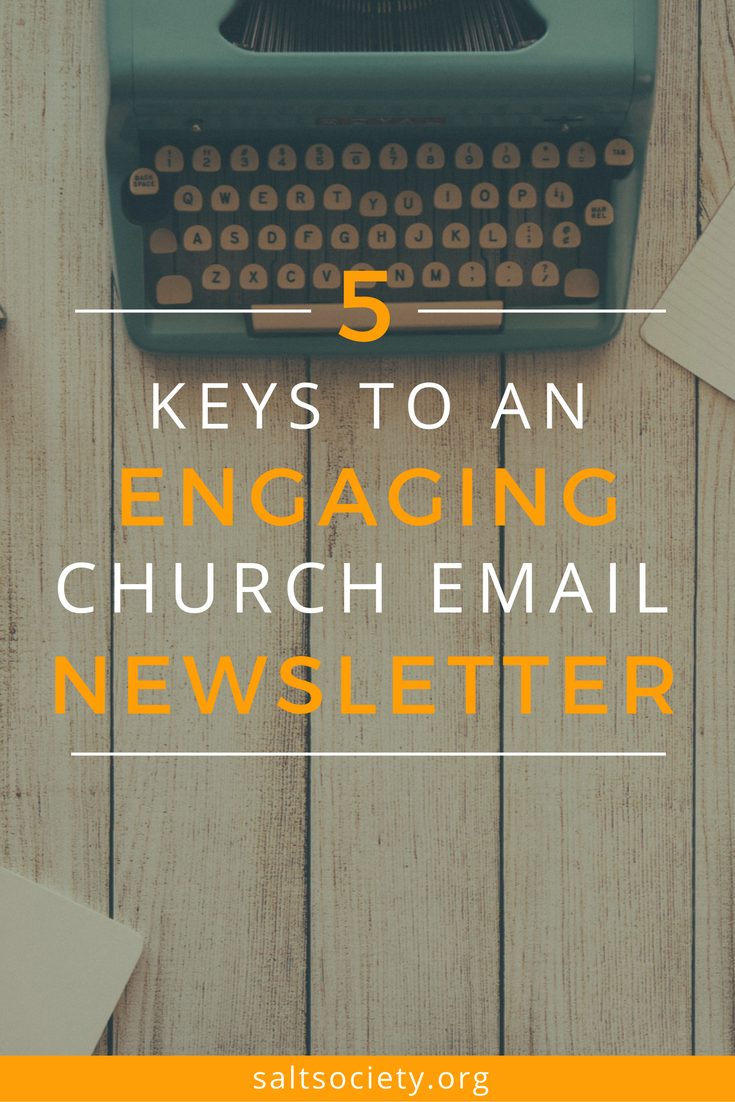 The 5 key ingredients to an engaging email newsletter