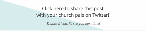 5 steps to more church connections (using welcome cards!)