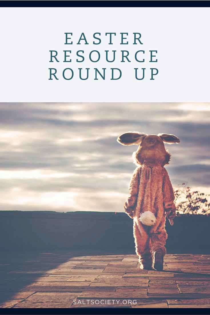 Easter resource round up