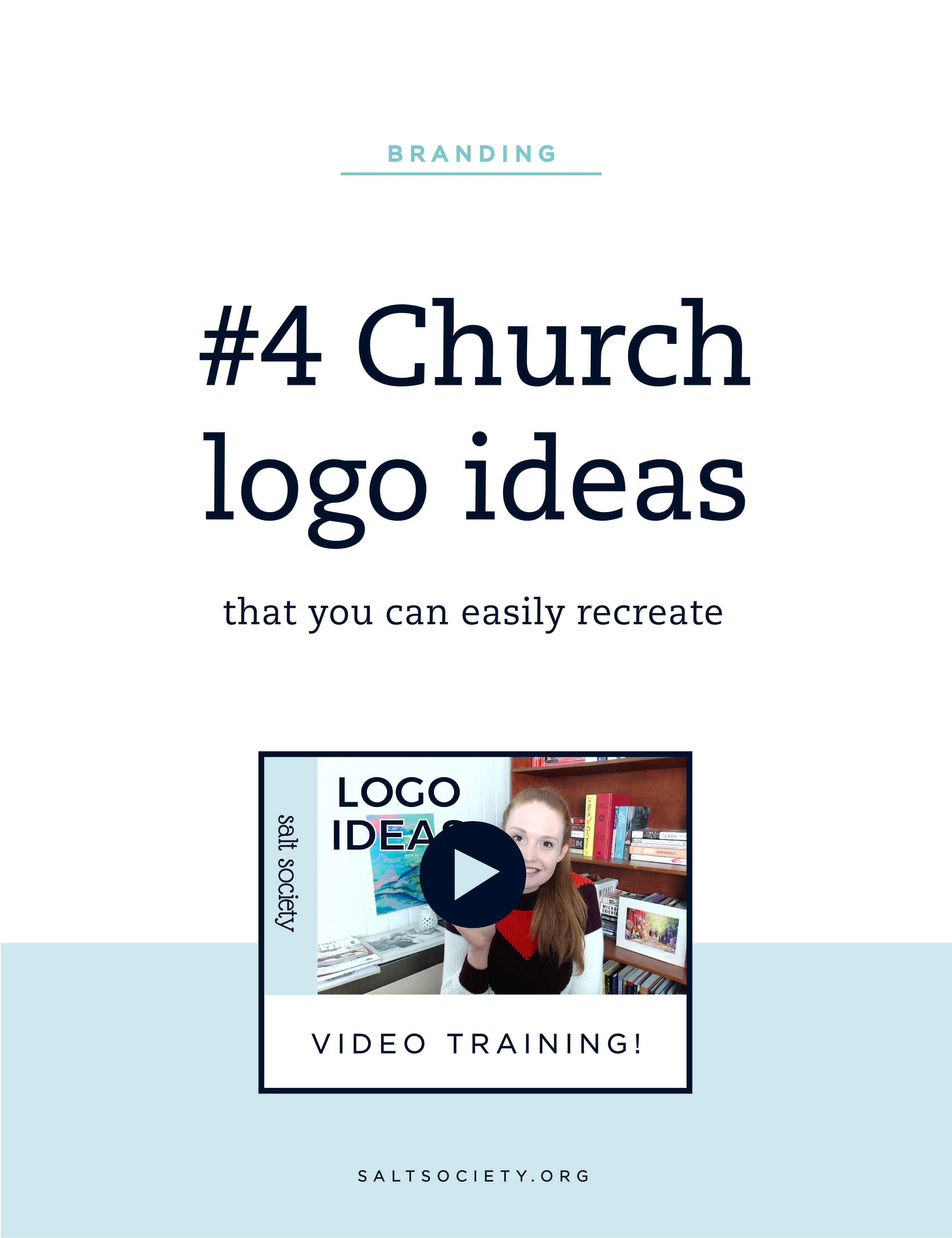 4 church logo ideas that you can recreate — Salt Society