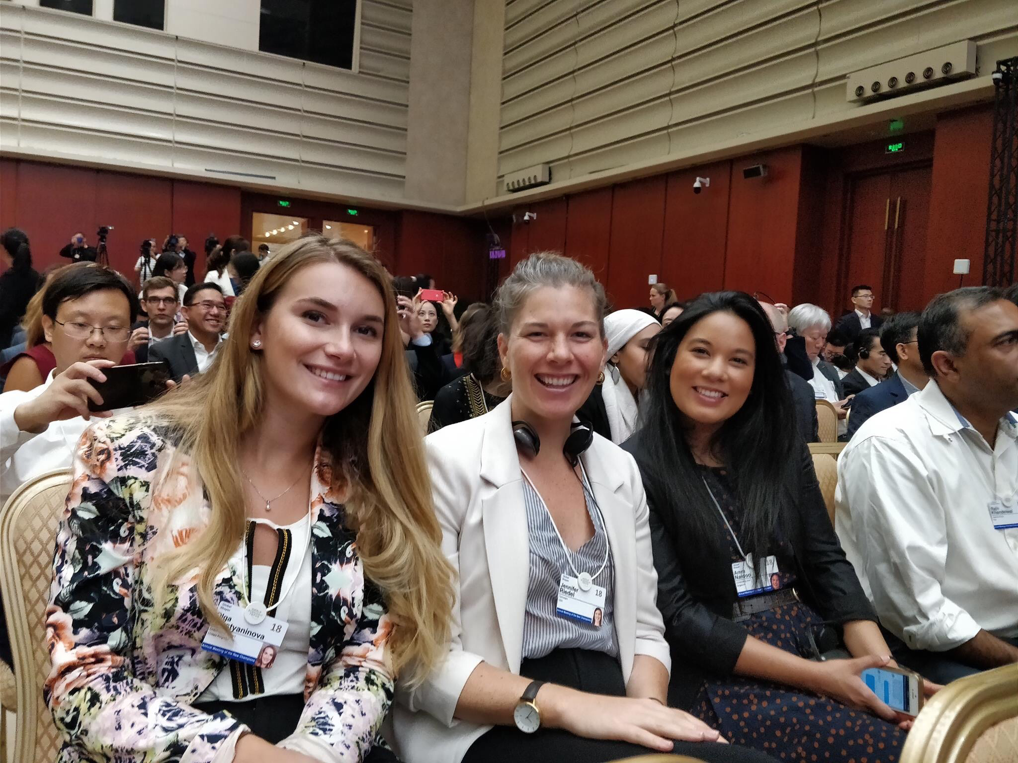 Meeting Global Shapers from around the world