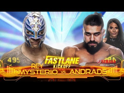 WWE Predictions: Fastlane and Beyond!!!!! — AzarRising