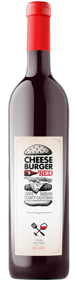 Cheeseburger Red