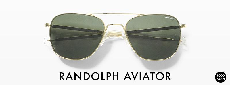 CLUB MONACO - Randolph Aviator // $169  -  BUY HERE