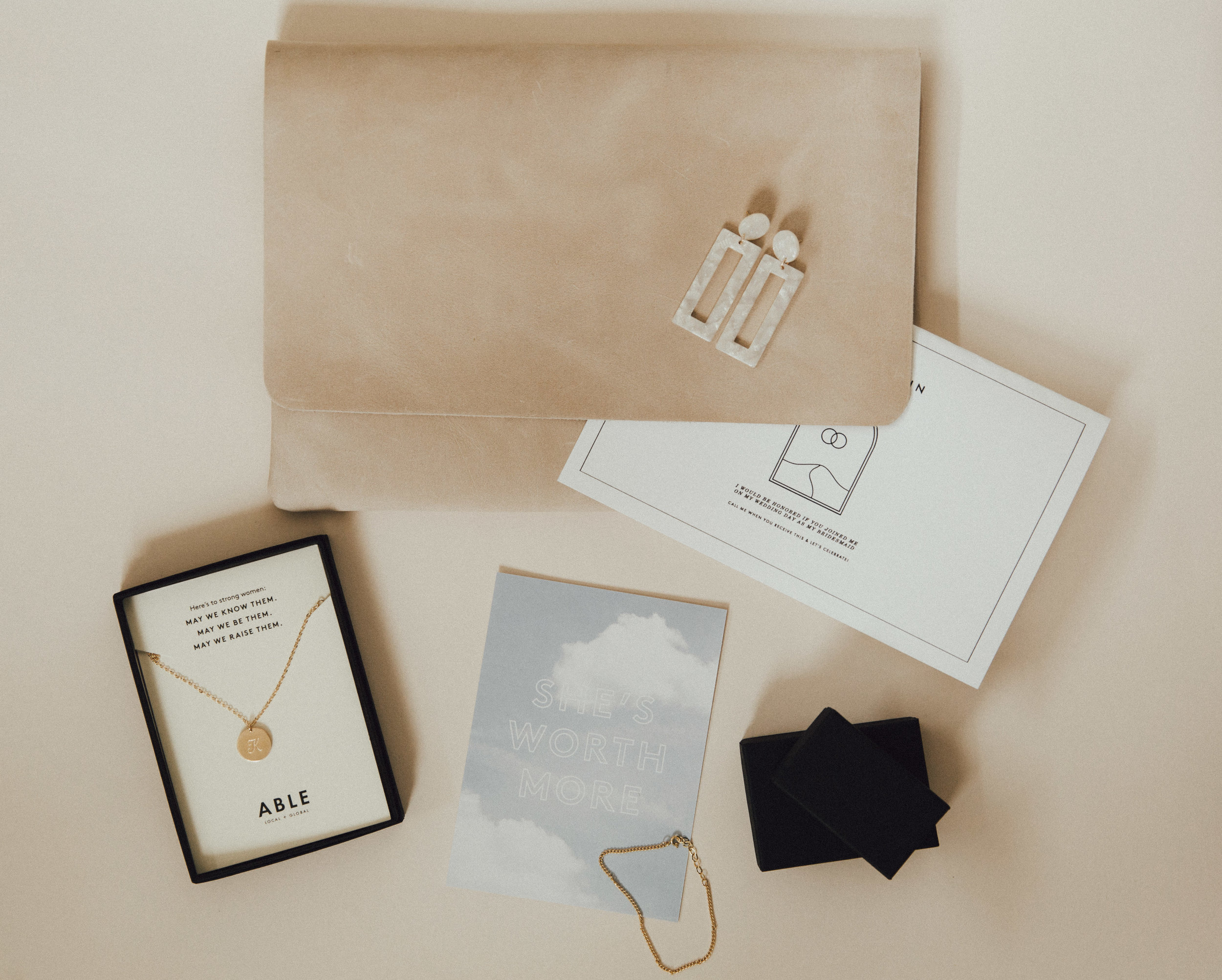 Ethical Bridesmaid Gifts | Samanthanicole.co