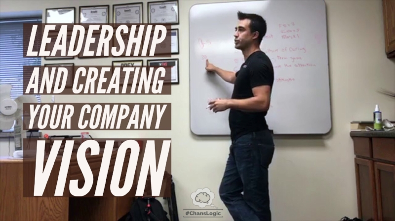 Leadership and creating your company vision