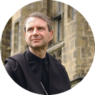 Fr Christopher Jamison OSB