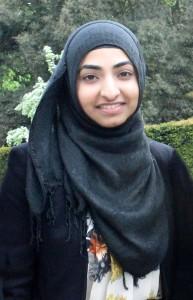 AYSHA AHMED
