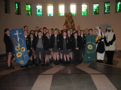 CLASS 7j. Good Shepherd Mass at Cathedral 6 May 2015 006