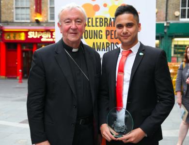 Ryan - Joseph Cardign Award