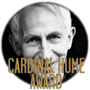 Living out the option for the poor - The Cardinal Hume Award recognises young people who have helped others turn lives around.