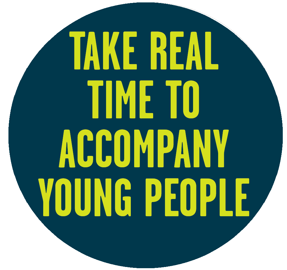 Take real time to ACCOMPANY young people.png