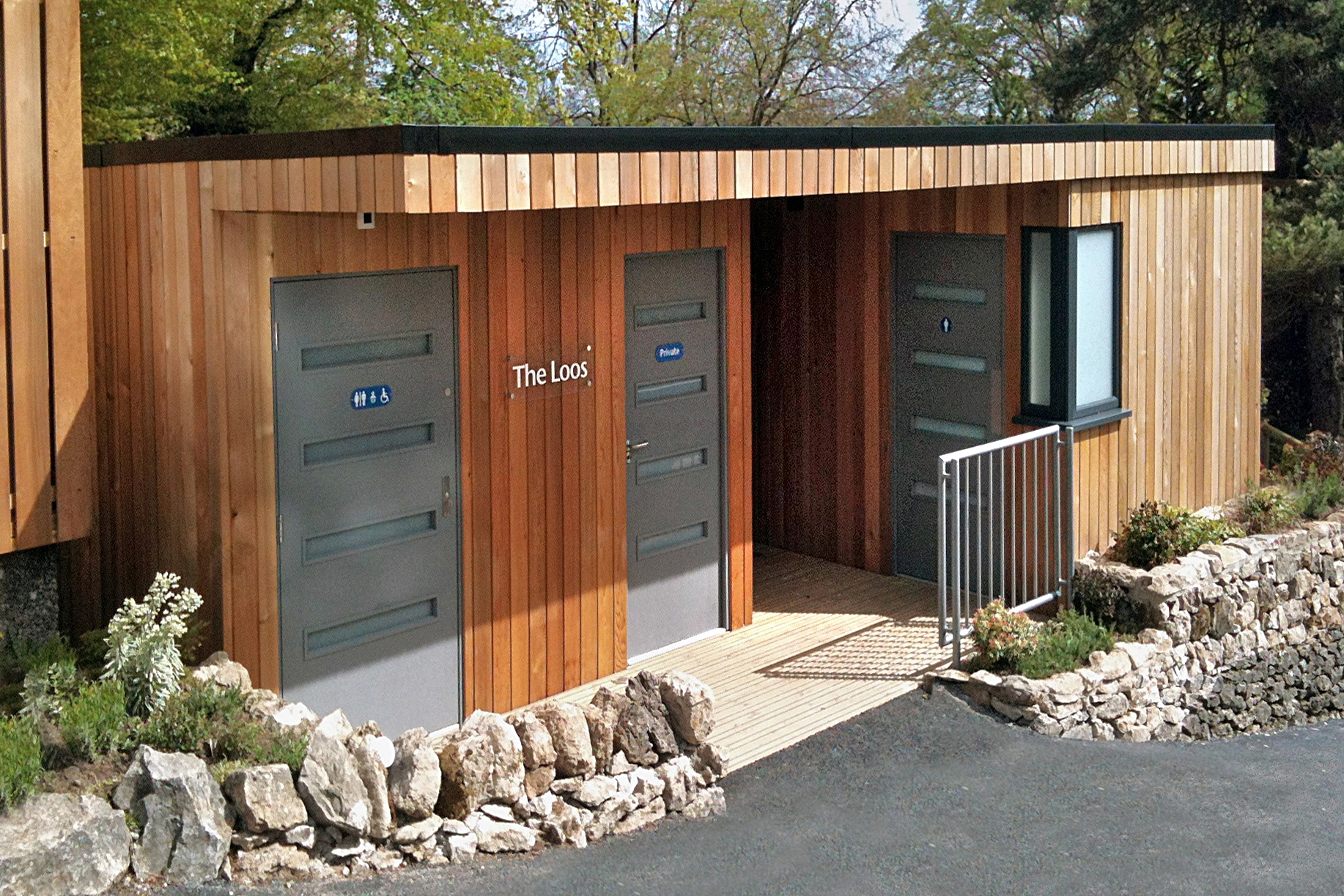 New facilities at visitor attraction