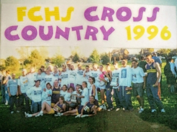 1996 Fort Collins High School's winning teams