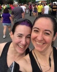 Sister and Sarah