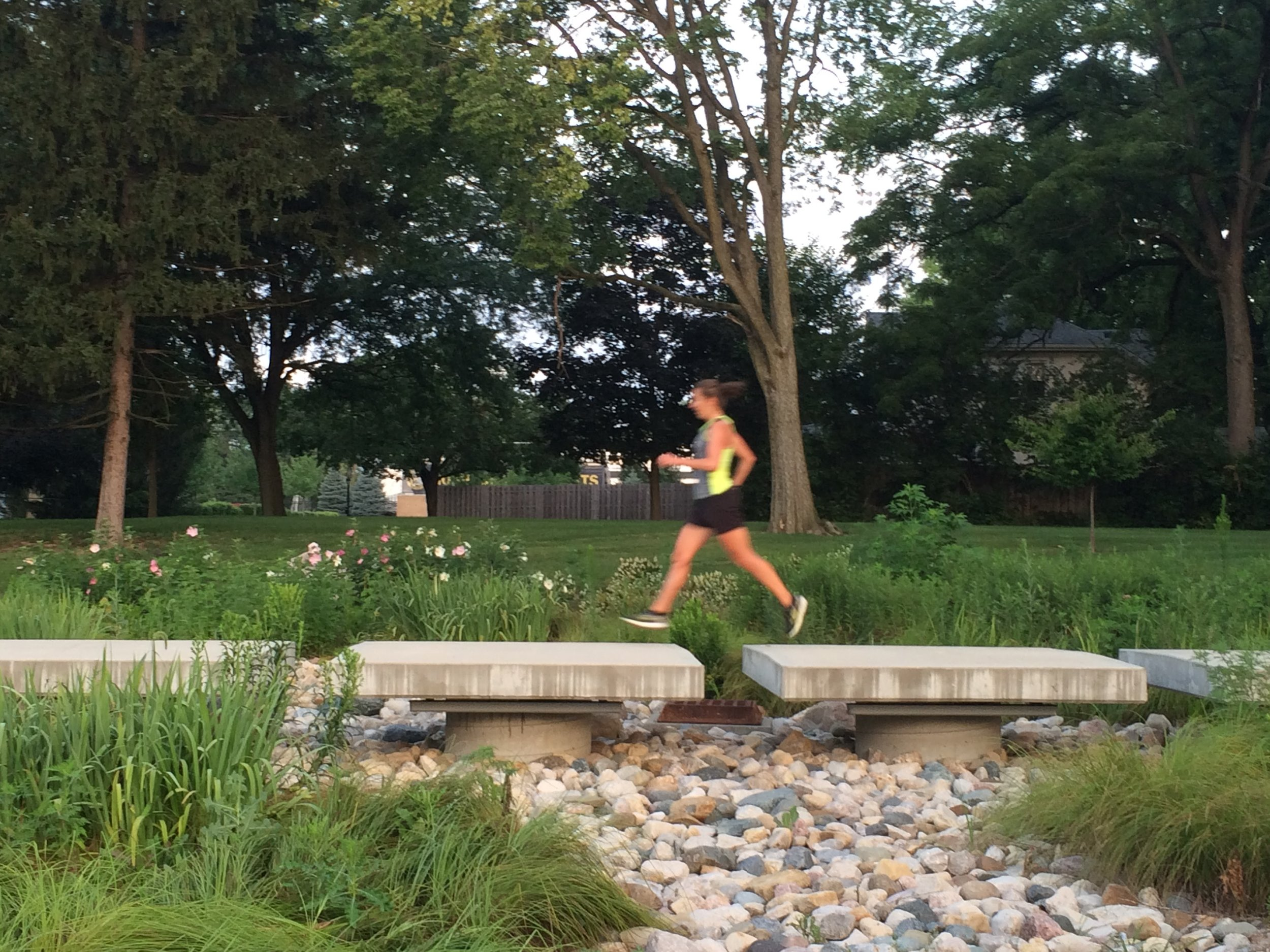 improve running times paces running coach shelly Minnesota
