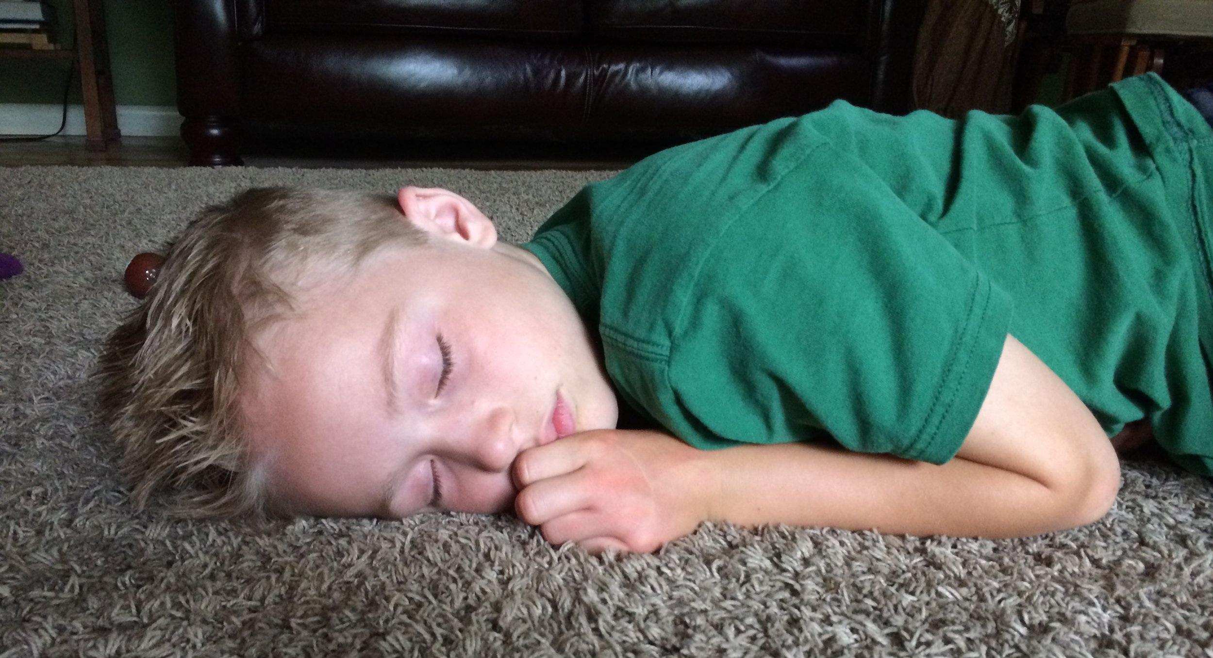 why we sleep runners sleep running coach shelly Minnesota