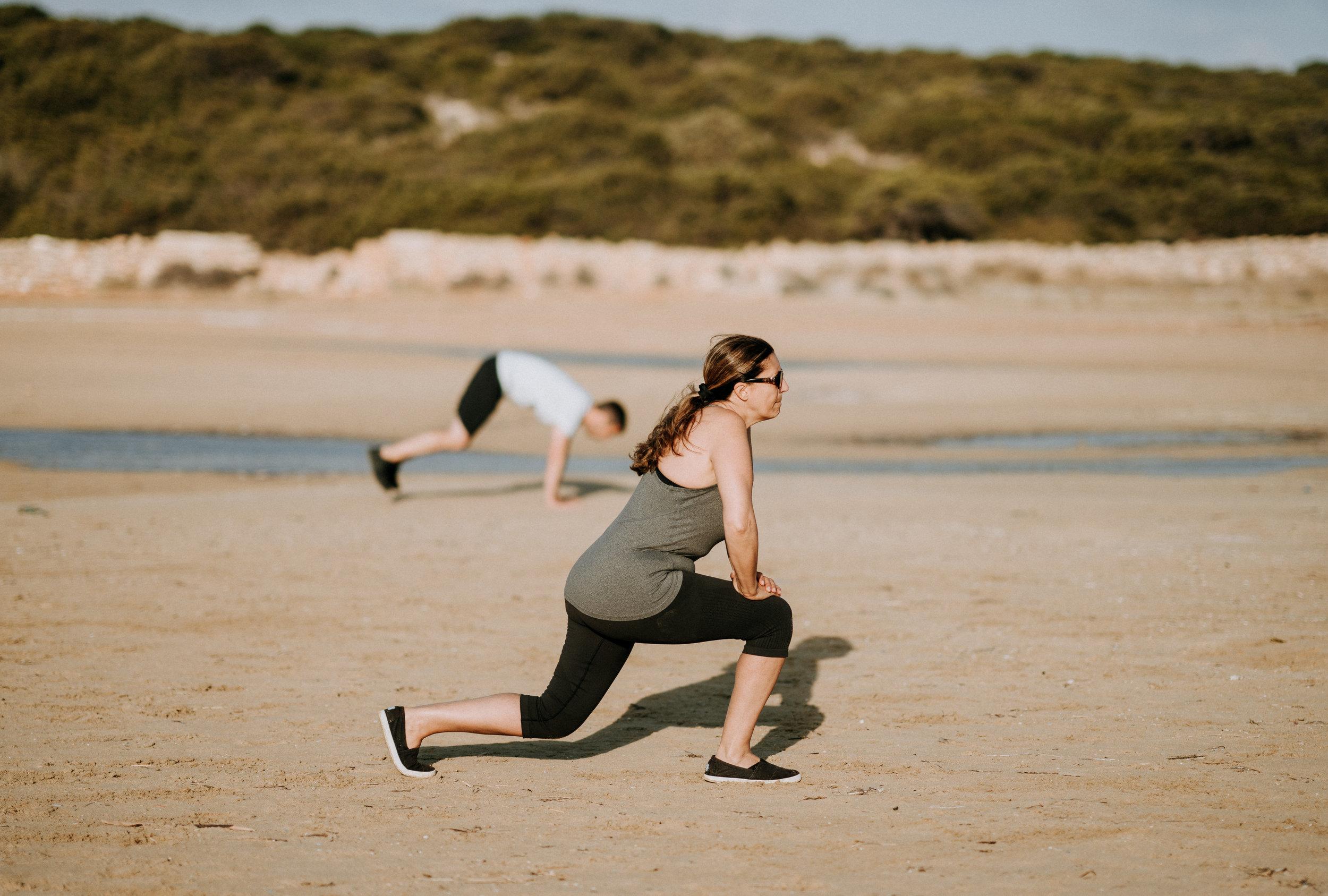 runner strength training running coach shelly Minnesota