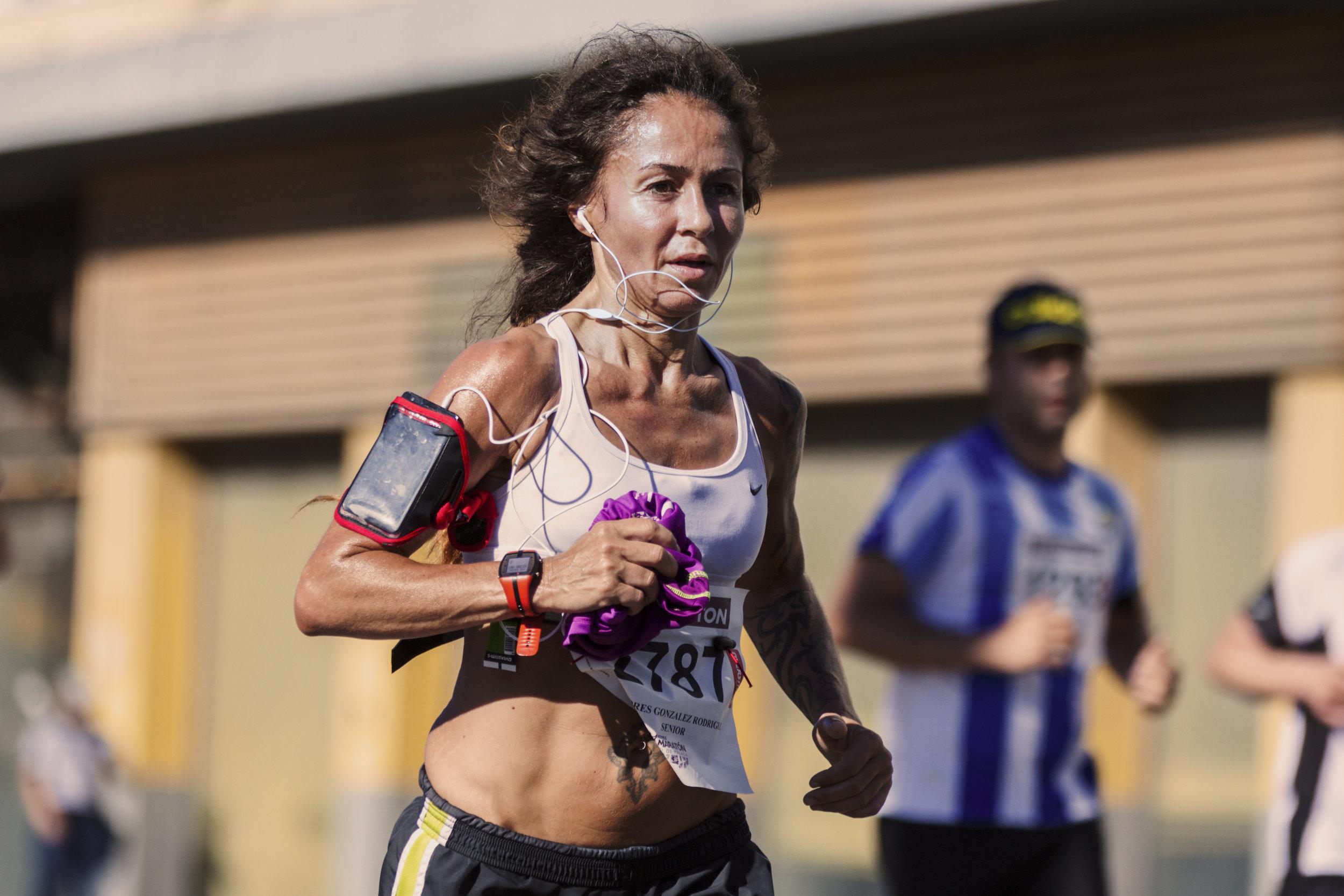 runners gait stride tough running coach shelly Minnesota