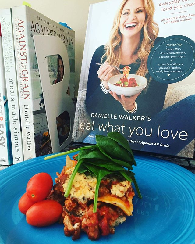 @daniellewalker #eatwhatyoulovebook #lasanga #kidloved #familyapprovedmeals #soeasy thanks Danielle for putting smiles on faces!