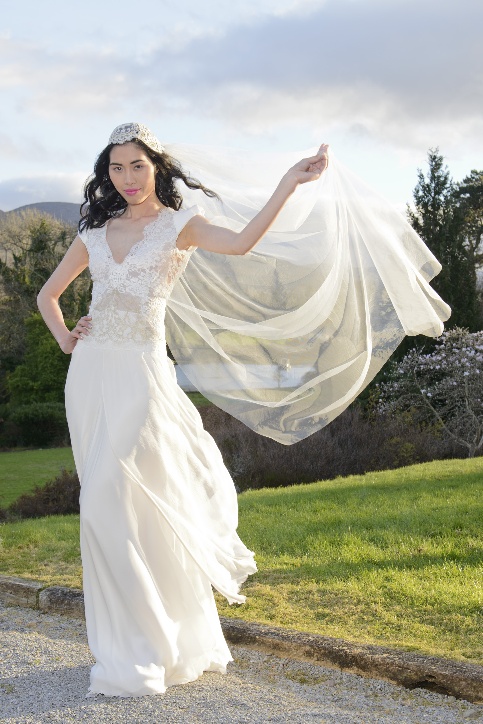 Kenmare Lace Festival - We produced the fashion show at the prestigious Kenmare Lace Festival in the Park Hotel Kenmare.