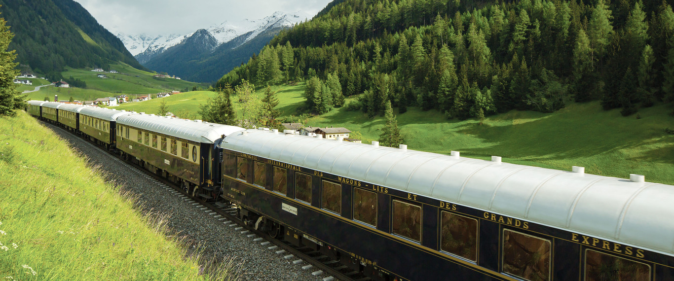 Source:  Venice Simplon Orient Express