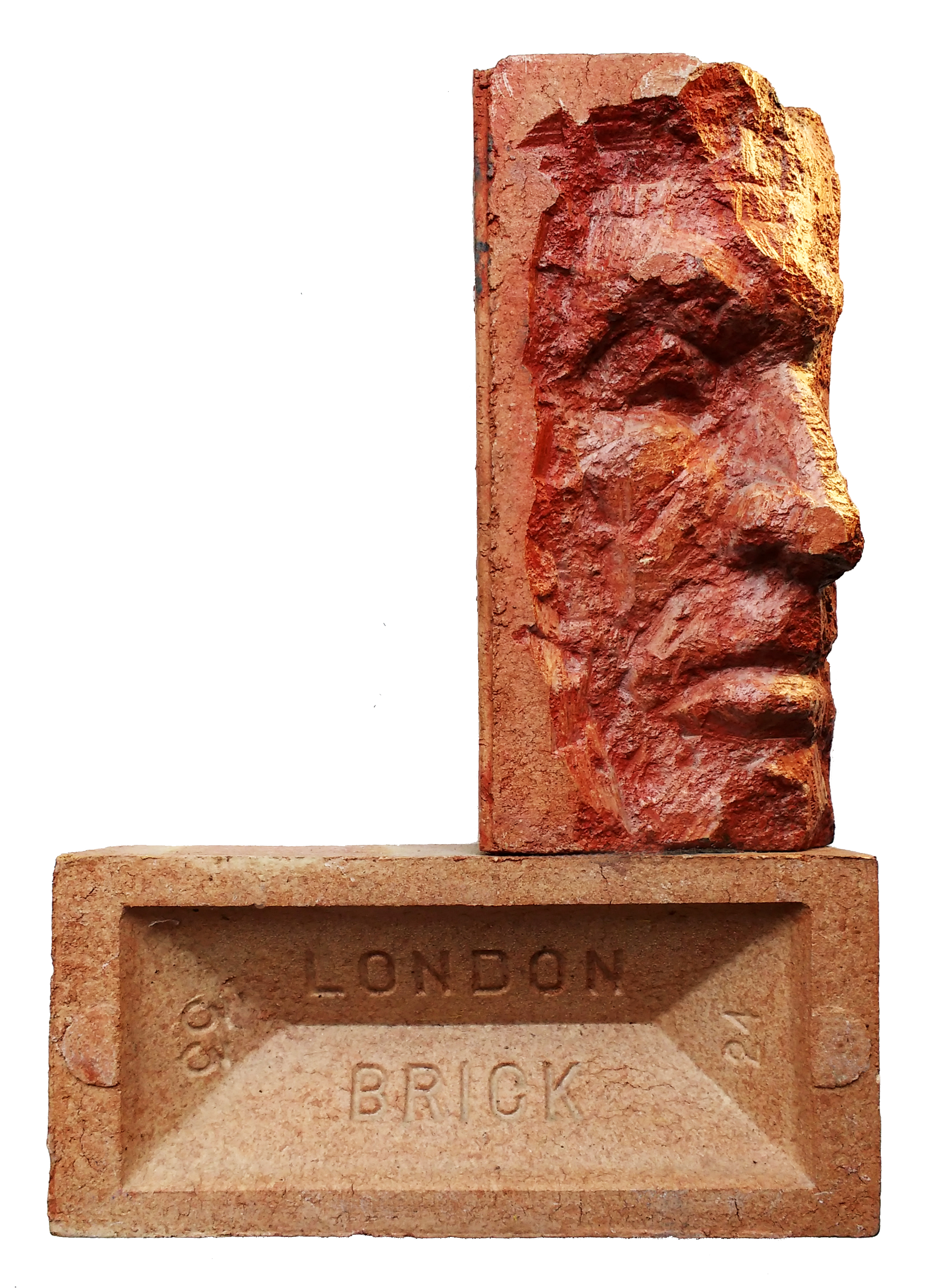 London Brick (chisled / carved)