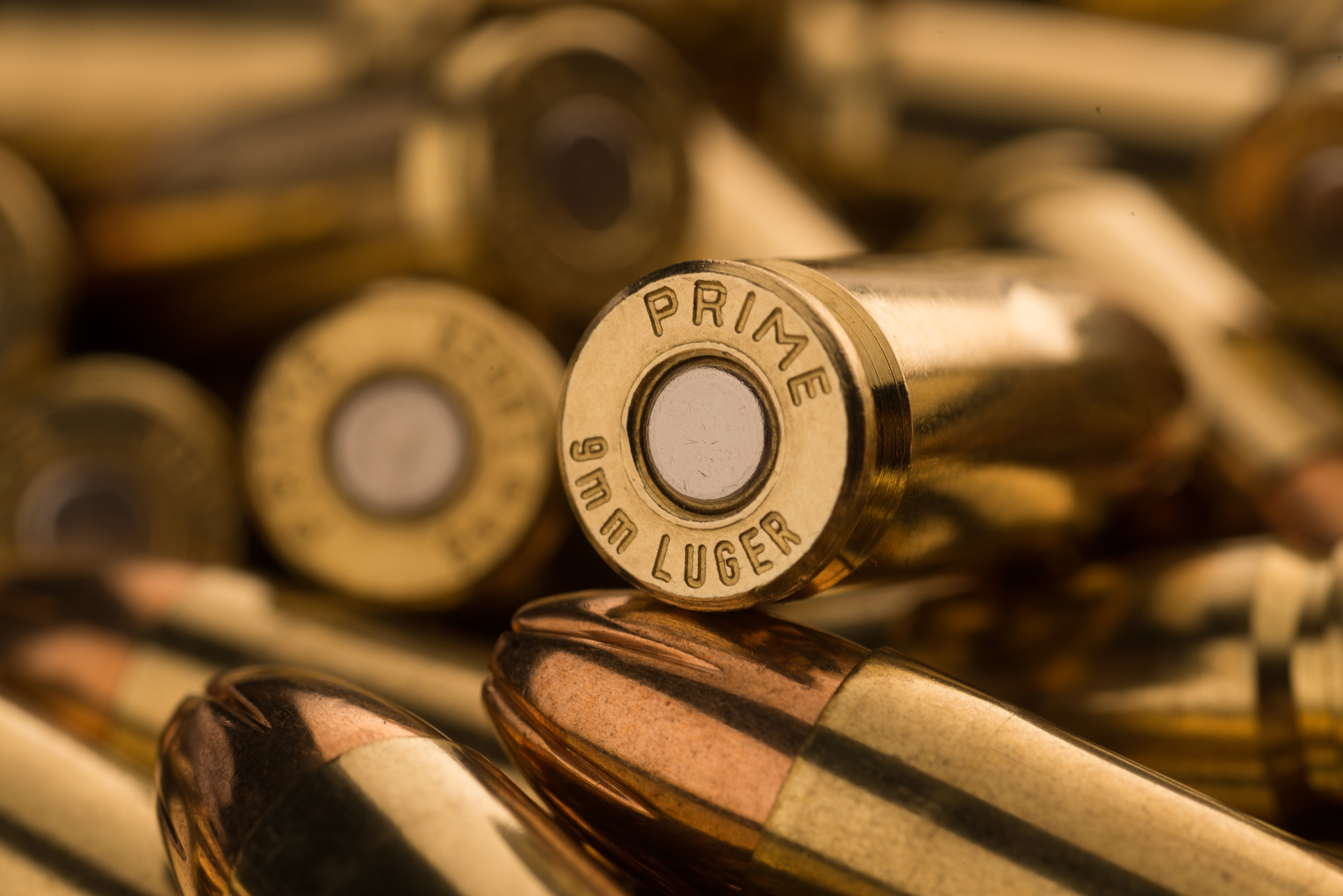 Beautiful PRIME head stamp on some 9mm brass!