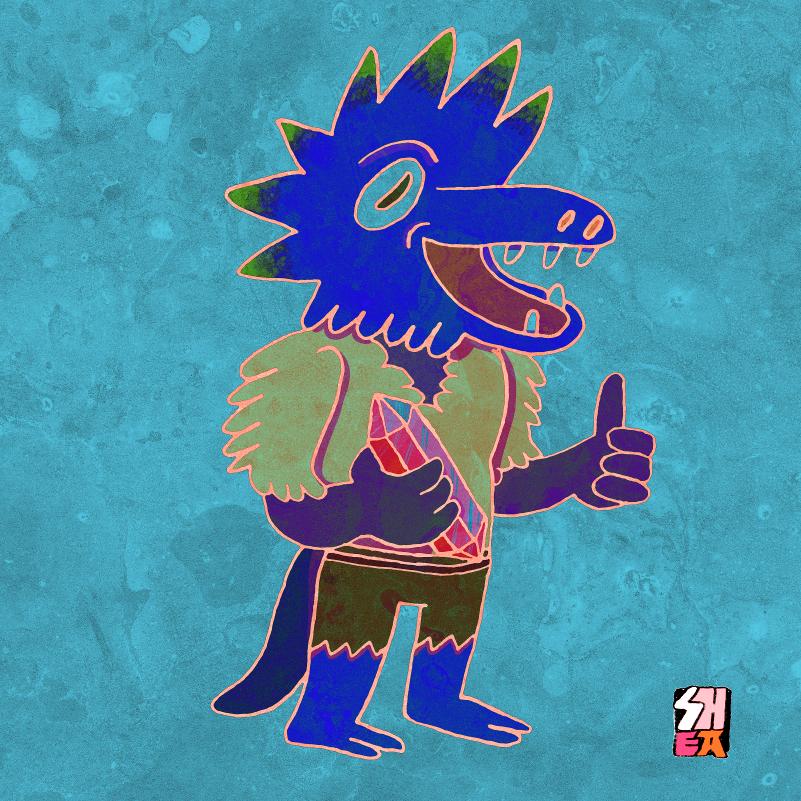 """Power-Crystal Dino"""