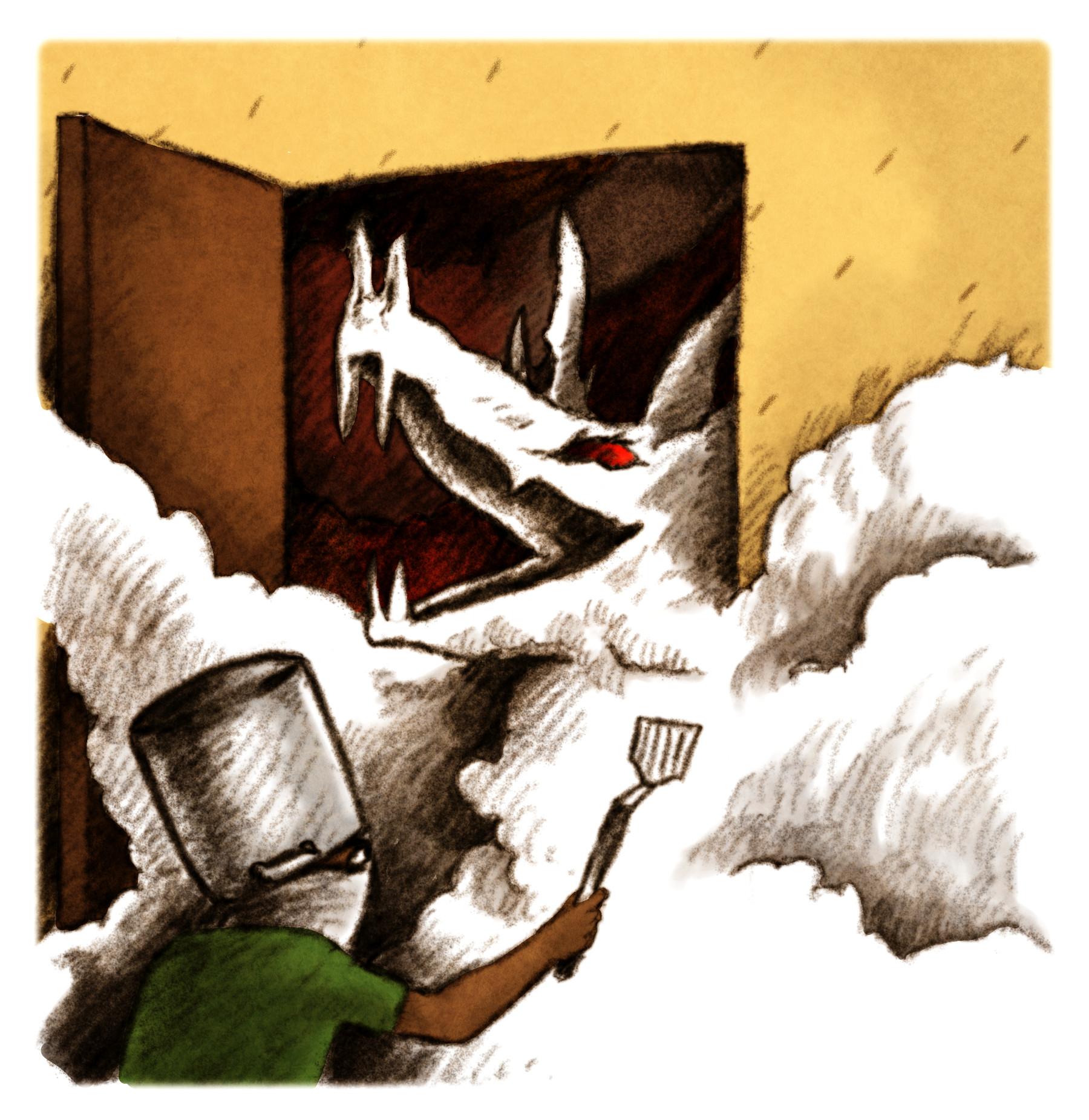 """""""Nick & The Dragon #2"""""""