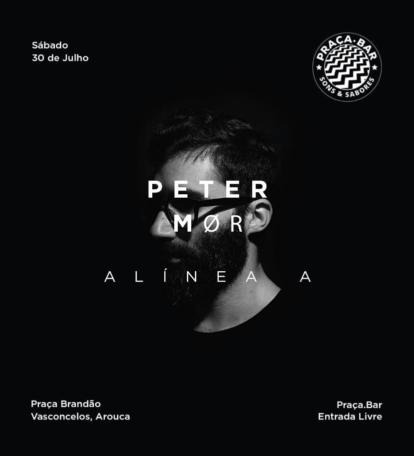 Peter Mor - Praça sons e Sabores