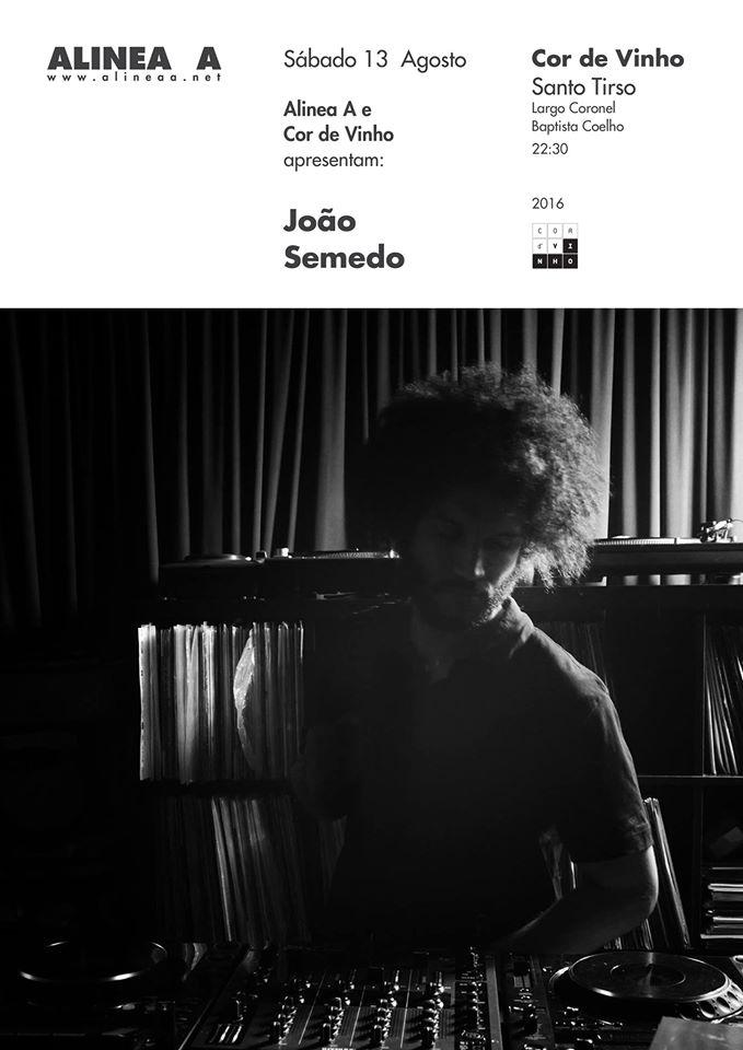 João Semedo - Cor de Vinho