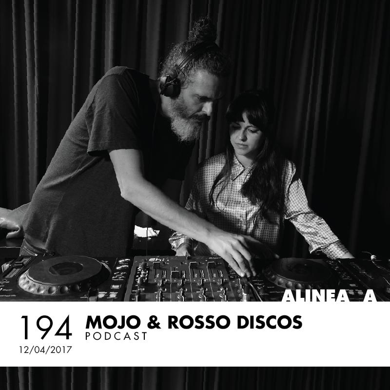 Mojo and Rosso Discos