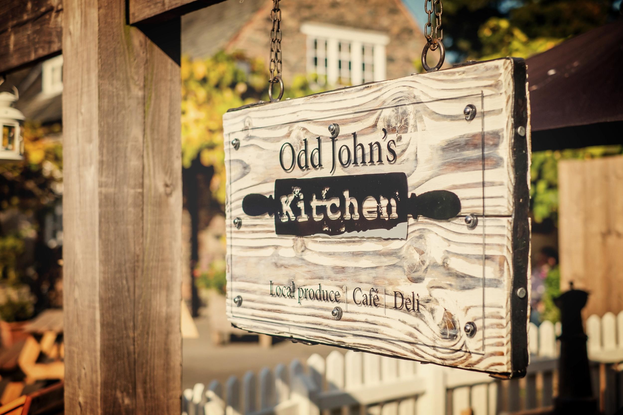Odd John's Kitchen - Swithland -