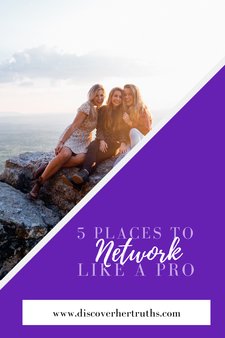 5 Places to Network Like a Pro