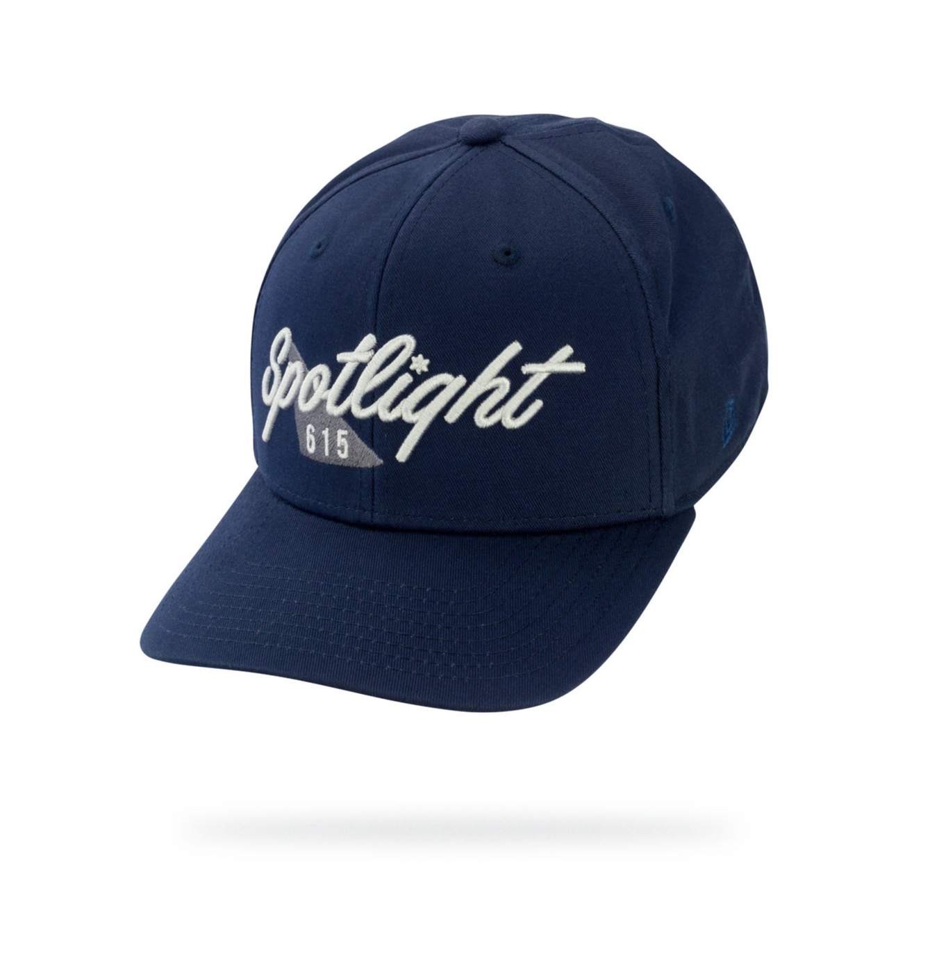 Featured Hats: STYLE II  - Classic Structured Twill Cap w/ Curved Visor & 3D Embroidery