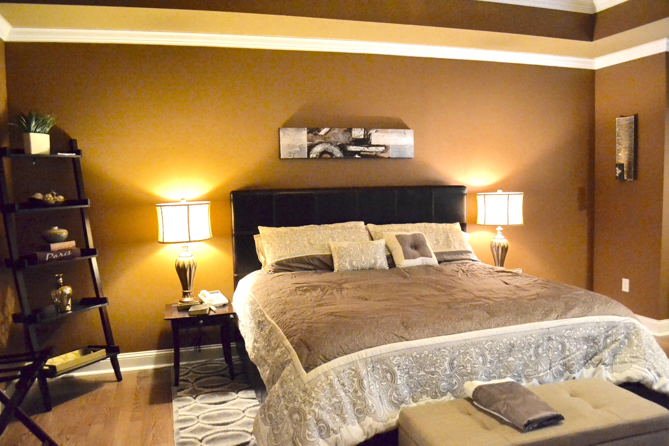 Sugarloaf Country Club guest bedroom 24-Hour Makeover