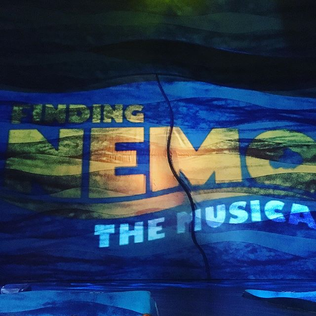 As much as I like Nemo, I think I may LOVE the theater air conditioning more! Oh, and the bubbles are cool too!  #seesimplelove #bestiebetsy #animalkingdom #duttdisbey2019 #rvlife #orlandoinaugust