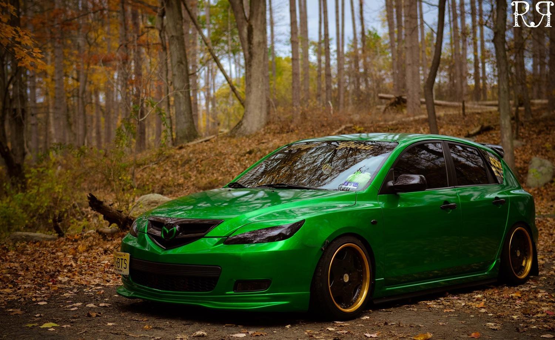 Kelebihan Mazda 3 2007 Spesifikasi
