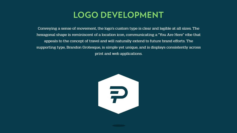 Pronto Logo Development