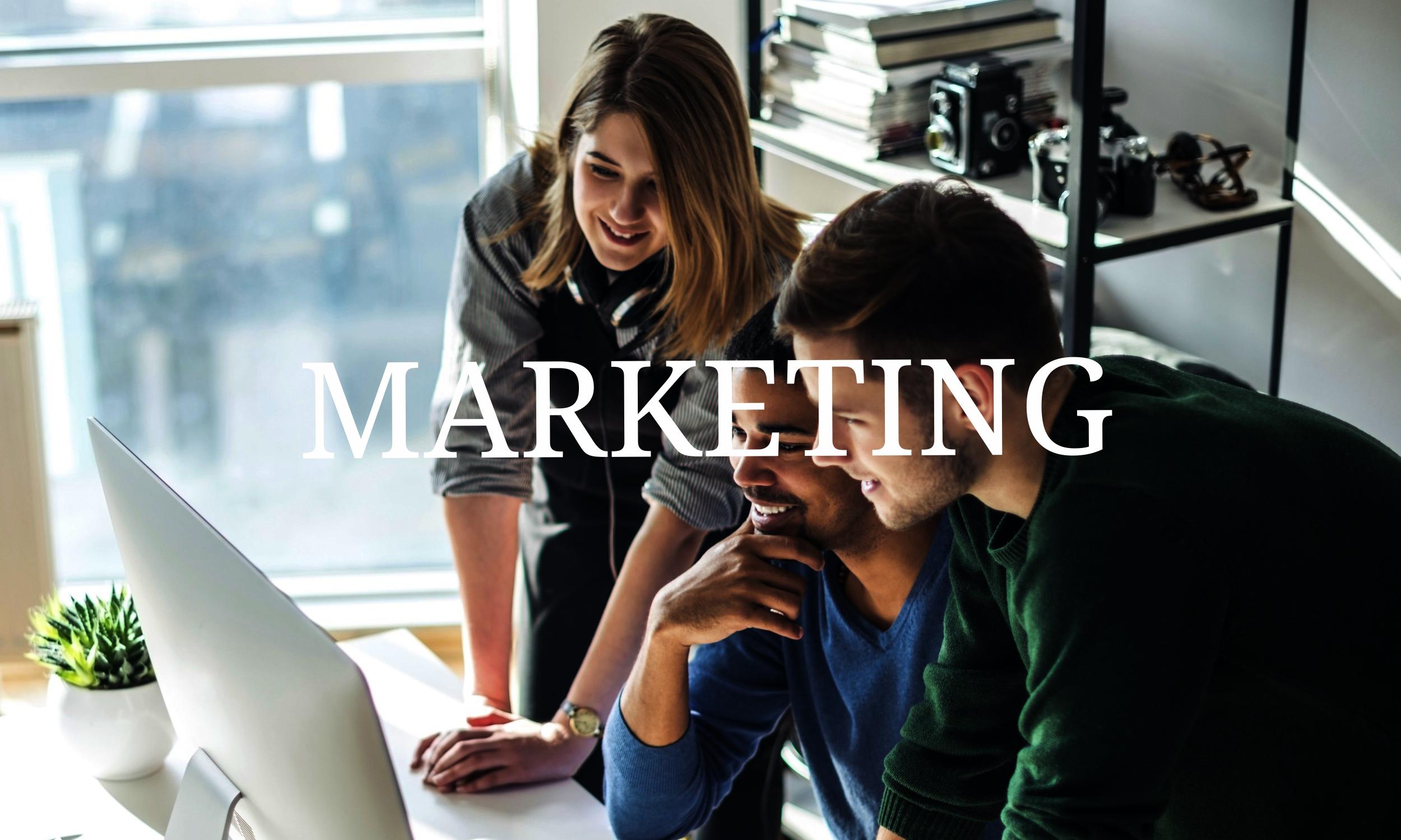 Start a project Marketing