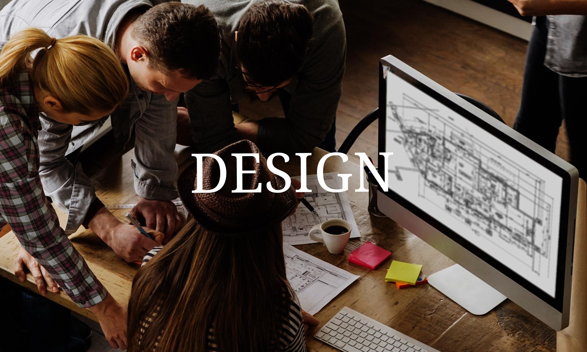 start a project design