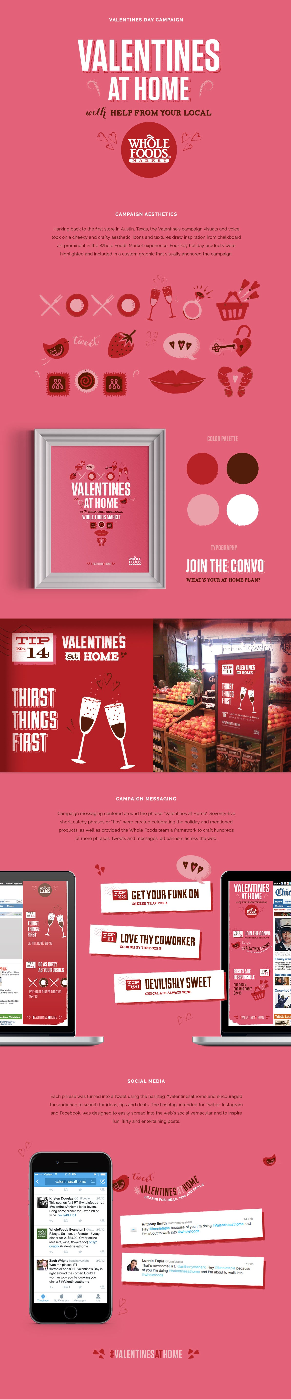 Whole Foods and Valentine's